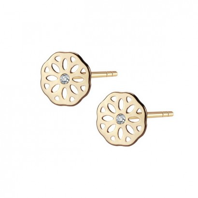 14CT GOLD EARRINGS
