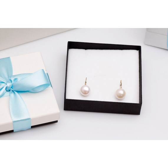 14CT GOLD PEARL EARRINGS