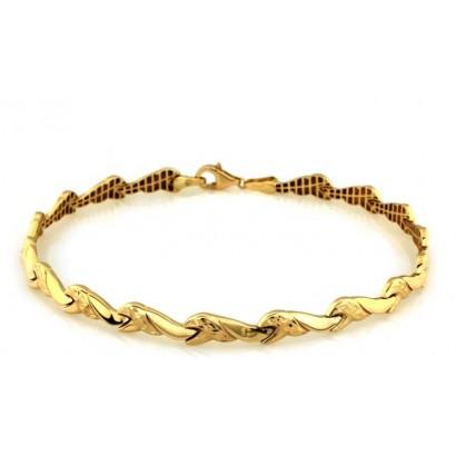 14CT GOLD BRACELET